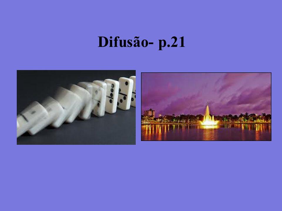 Difusão- p.21