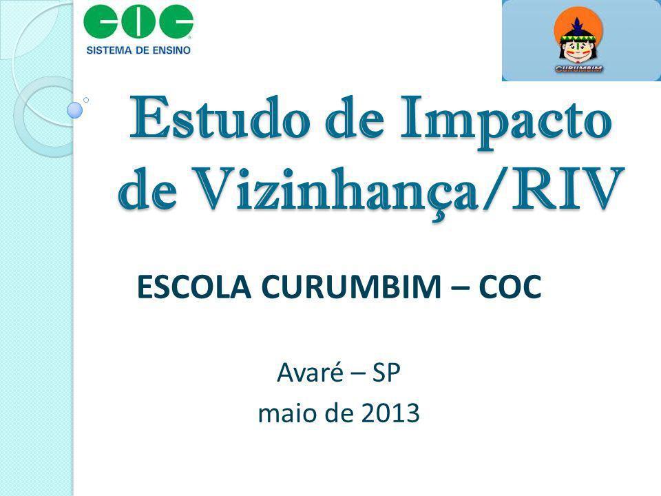 Estudo de Impacto de Vizinhança/RIV