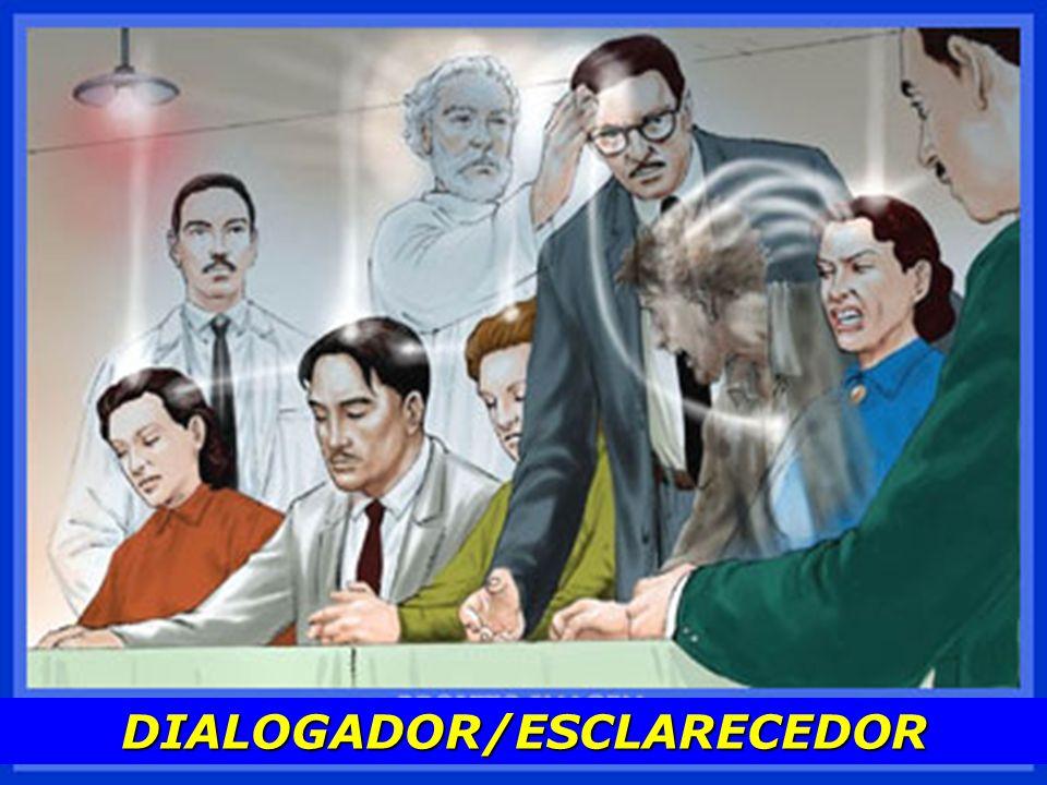 DIALOGADOR/ESCLARECEDOR