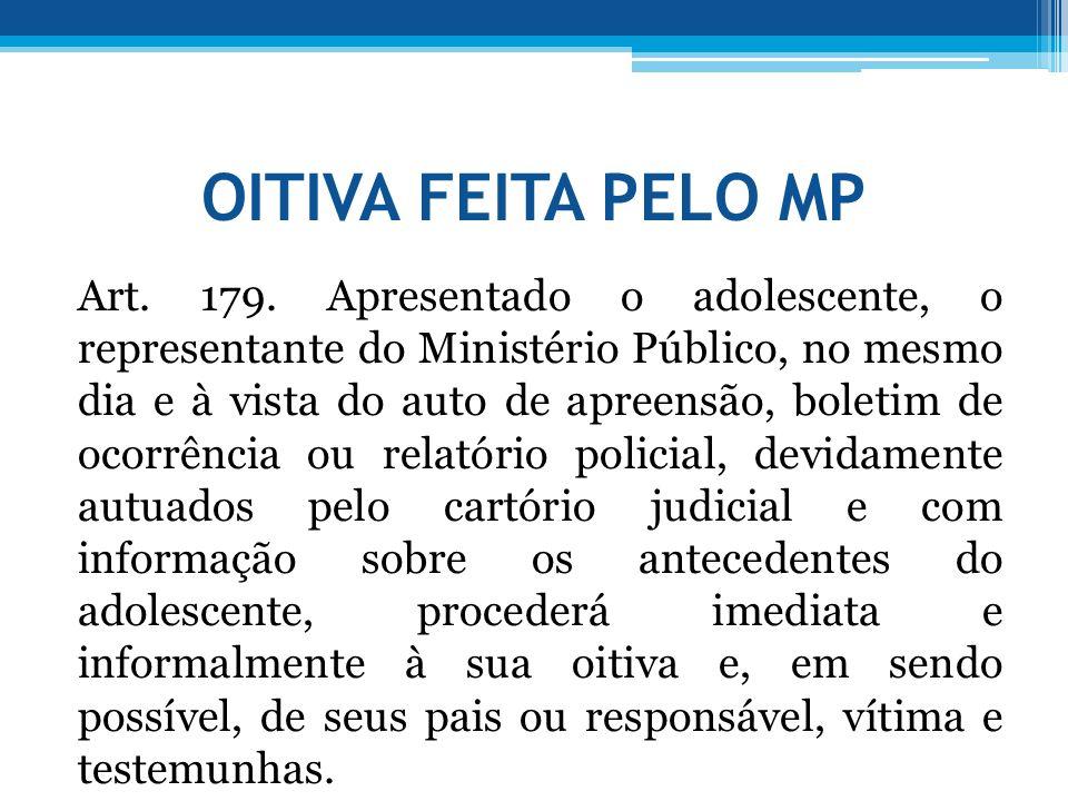 OITIVA FEITA PELO MP
