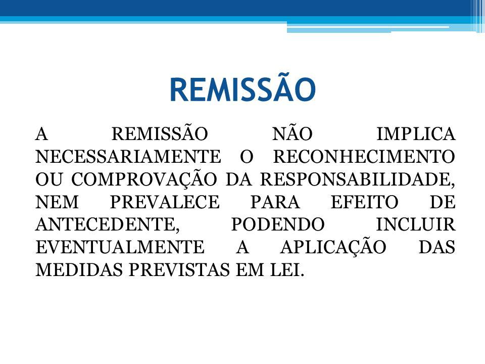 REMISSÃO
