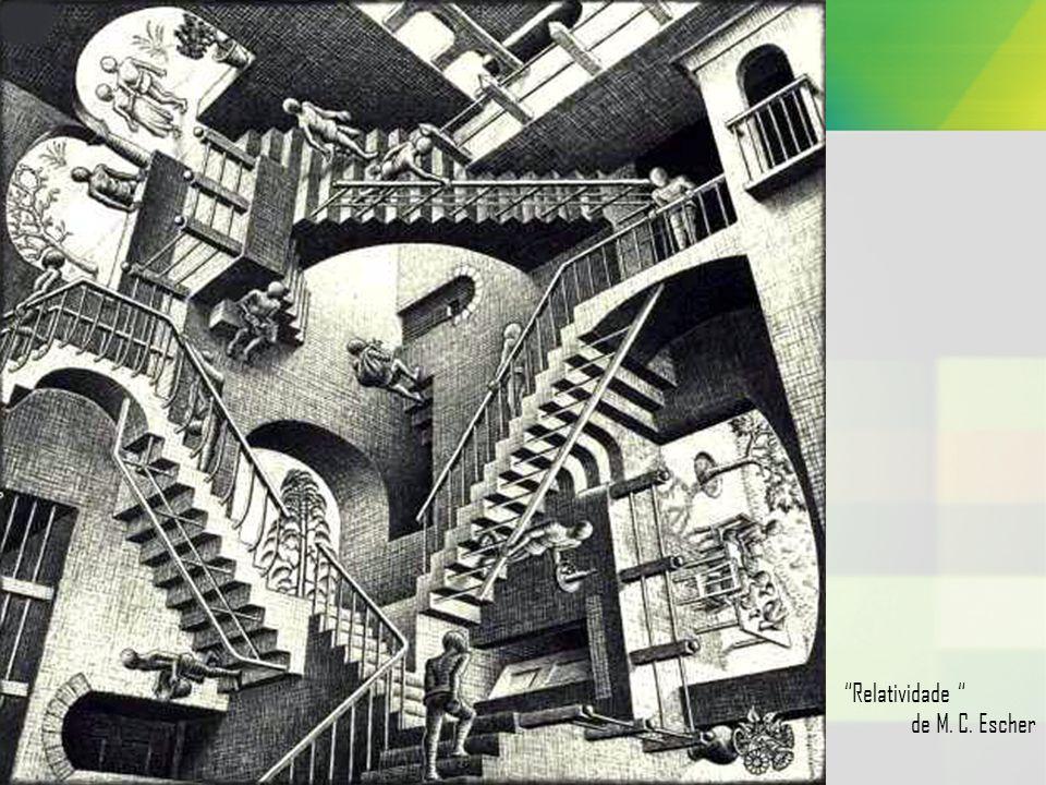 Relatividade de M. C. Escher