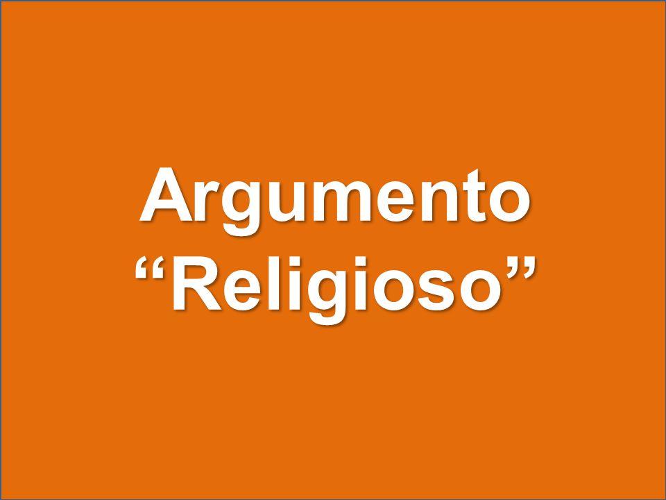 Argumento Religioso