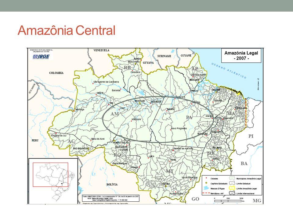 Amazônia Central