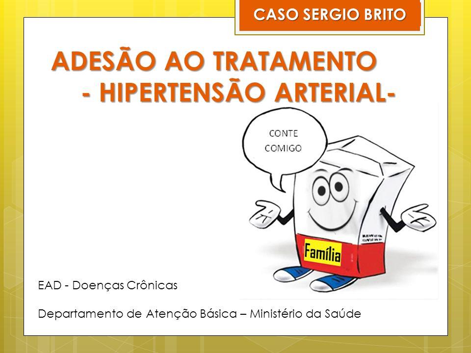 - HIPERTENSÃO ARTERIAL-