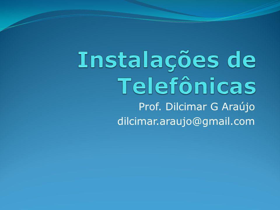 Instalações de Telefônicas