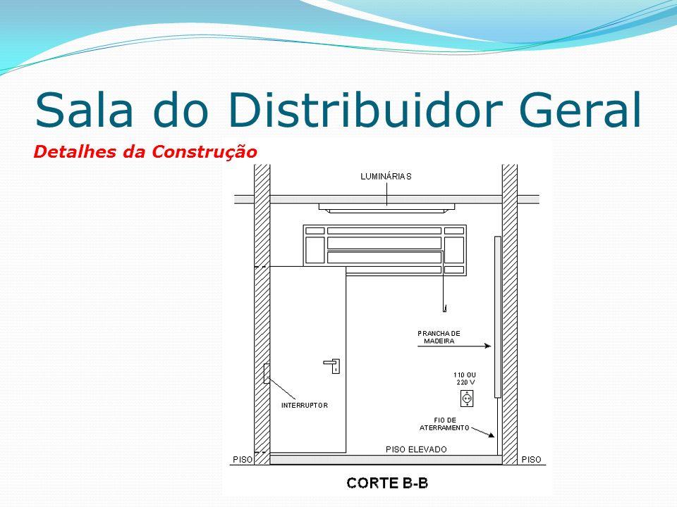Sala do Distribuidor Geral