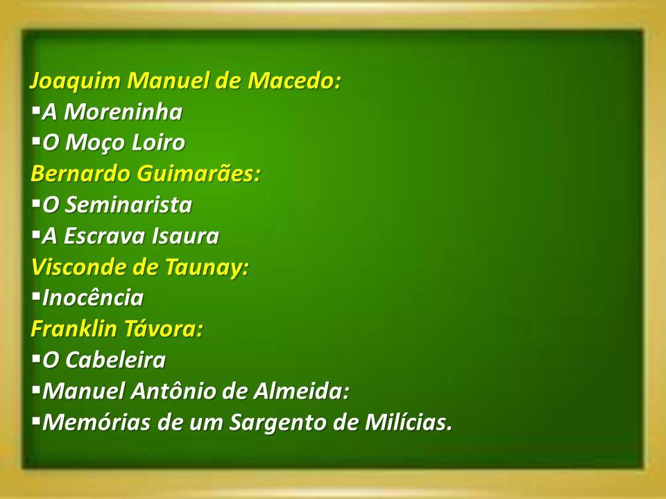 Joaquim Manuel de Macedo: