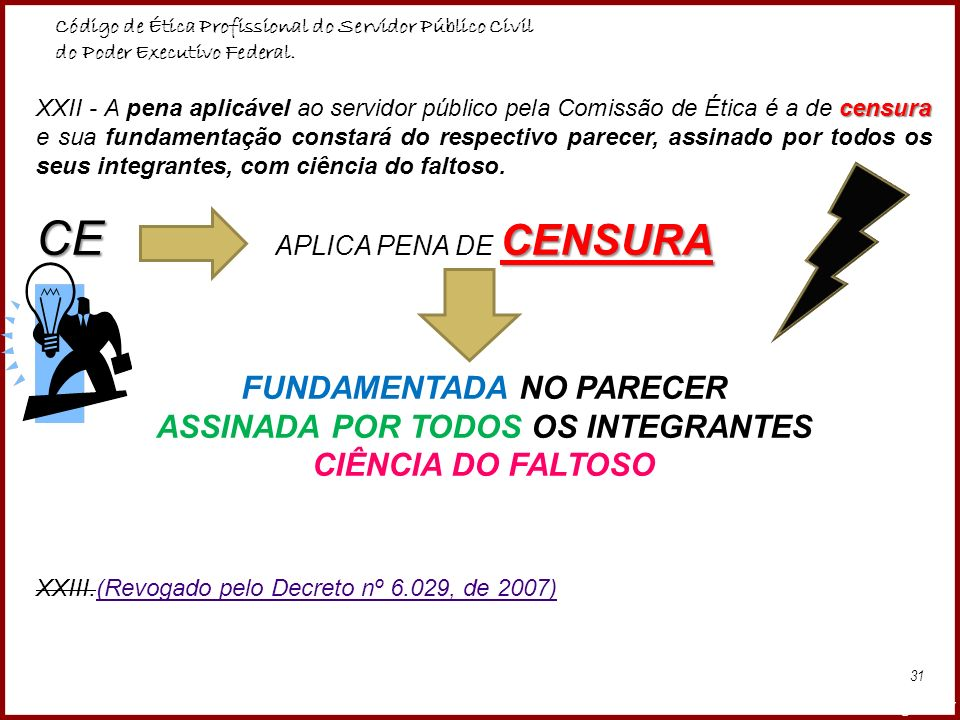 FUNDAMENTADA NO PARECER ASSINADA POR TODOS OS INTEGRANTES