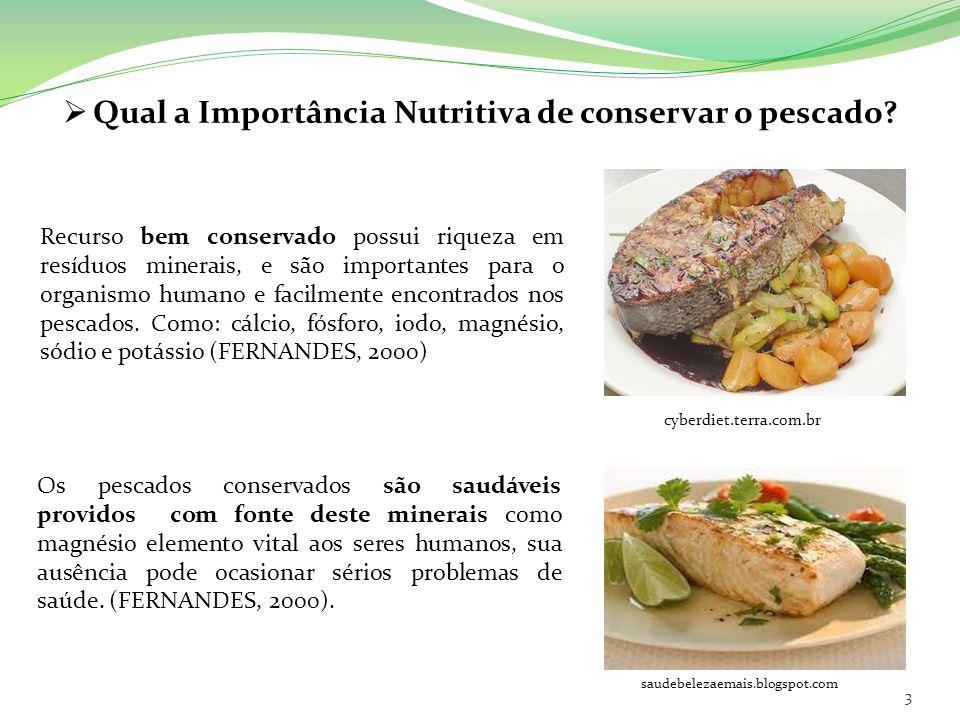 Qual a Importância Nutritiva de conservar o pescado