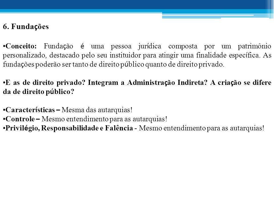 6. Fundações