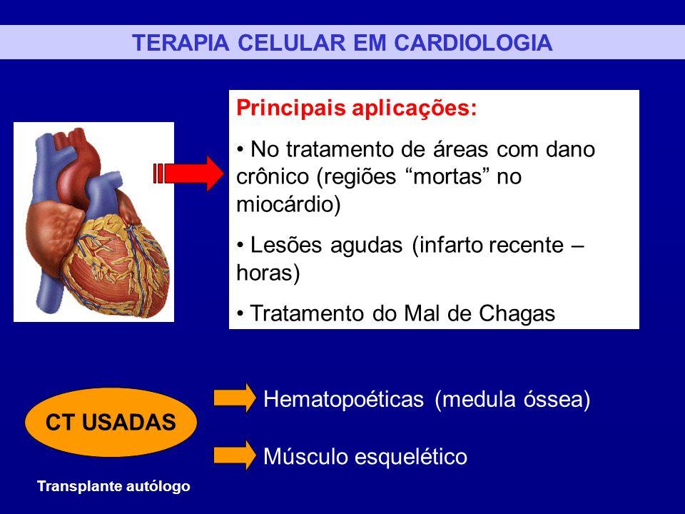 TERAPIA CELULAR EM CARDIOLOGIA