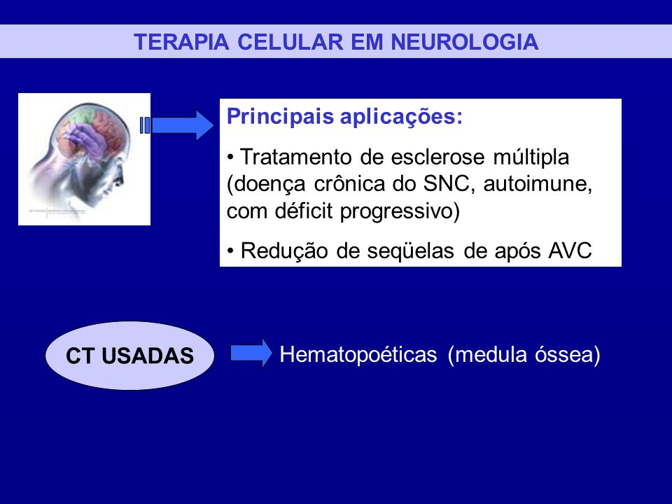TERAPIA CELULAR EM NEUROLOGIA