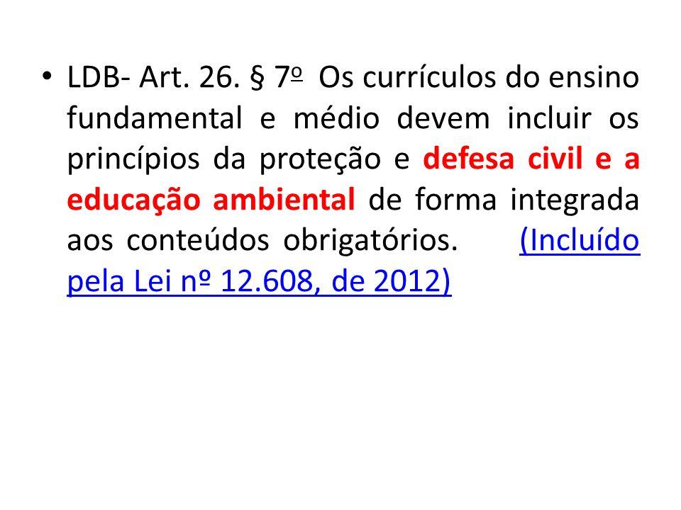 LDB- Art. 26.