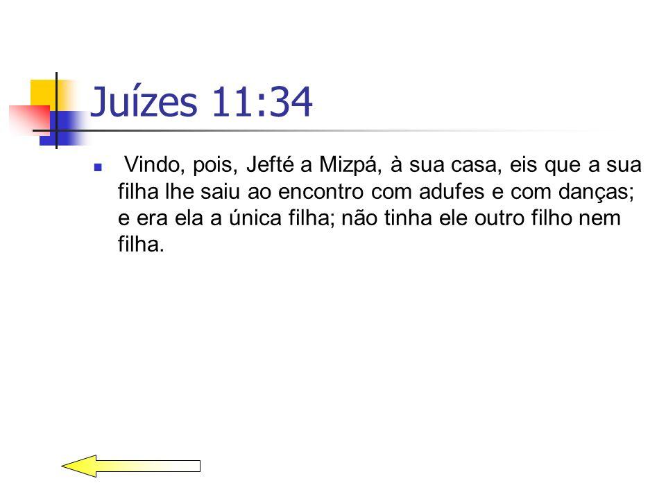 Juízes 11:34