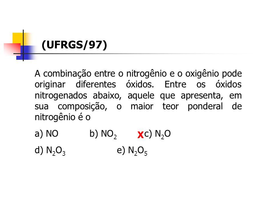 (UFRGS/97)
