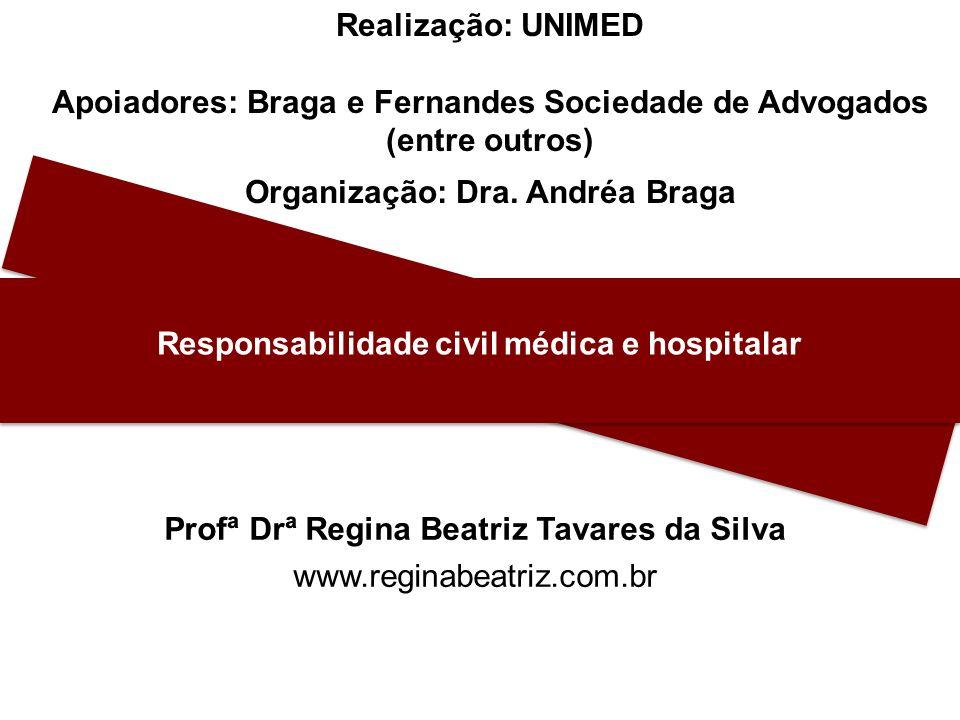 Apoiadores: Braga e Fernandes Sociedade de Advogados (entre outros)