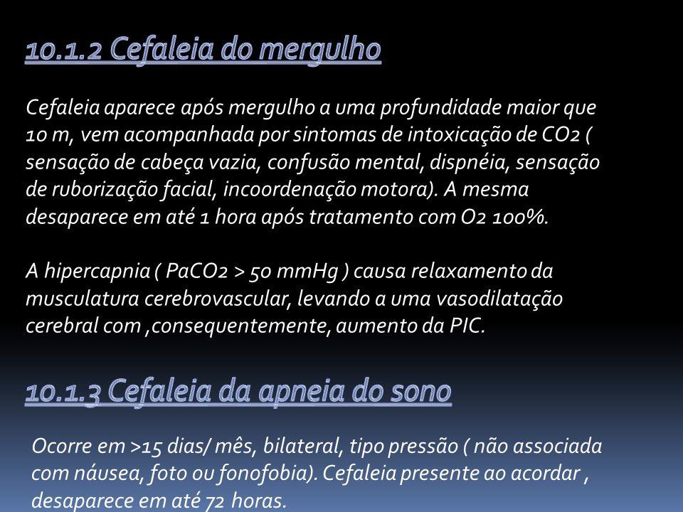 10.1.3 Cefaleia da apneia do sono