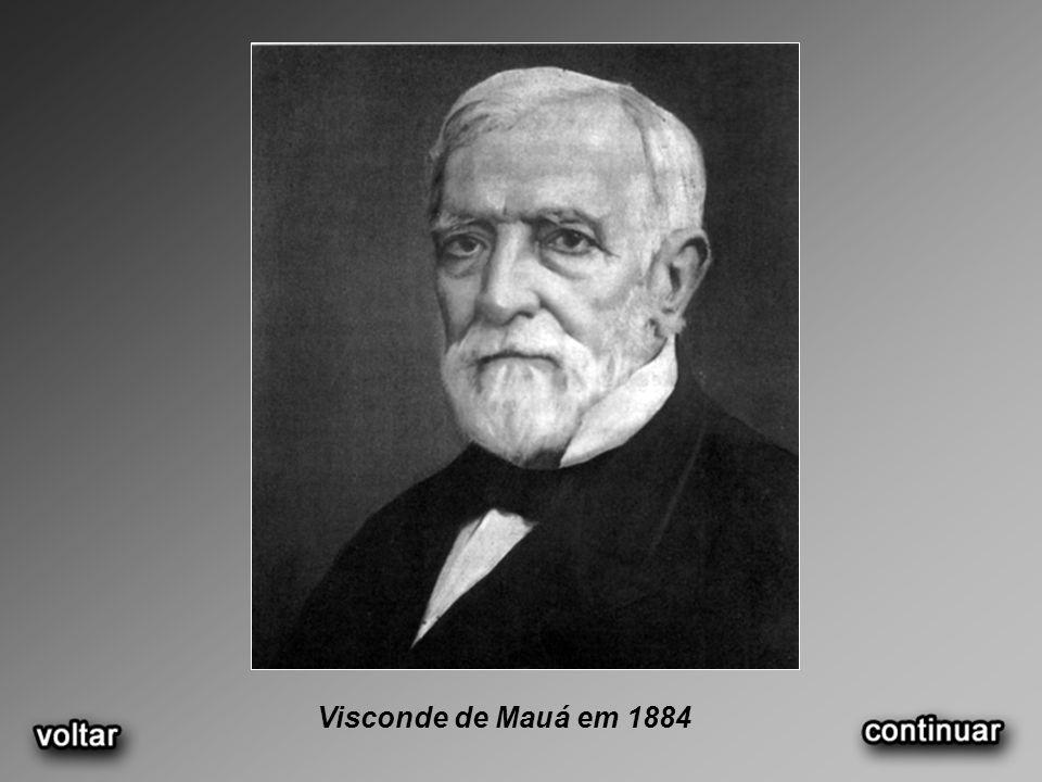 Visconde de Mauá em 1884
