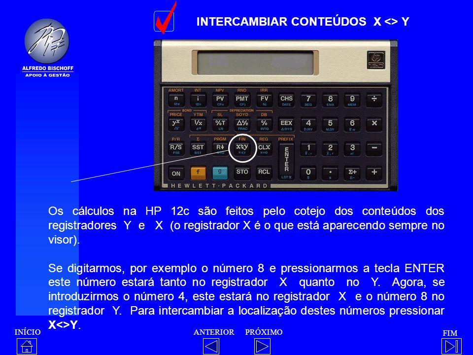INTERCAMBIAR CONTEÚDOS X <> Y