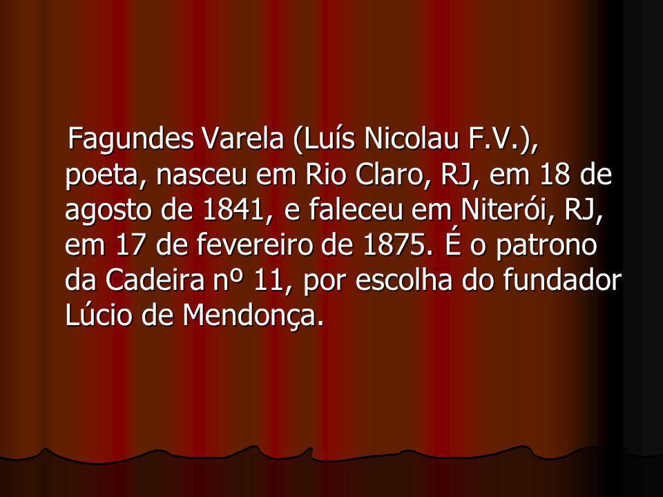 Fagundes Varela (Luís Nicolau F. V