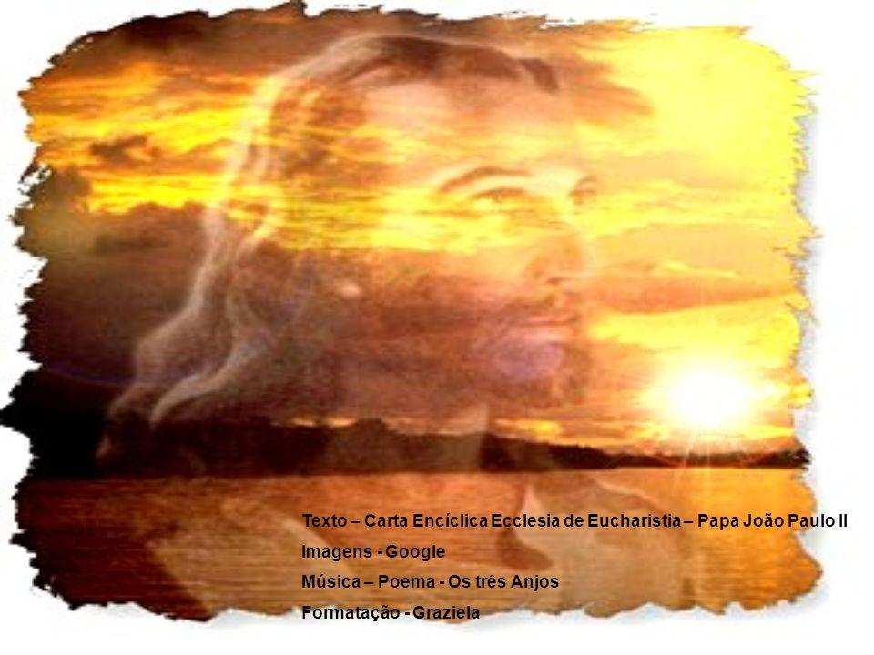 Texto – Carta Encíclica Ecclesia de Eucharistia – Papa João Paulo II