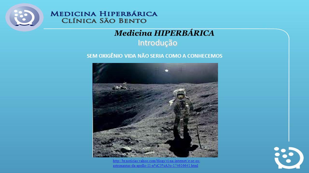 Introdução Medicina HIPERBÁRICA