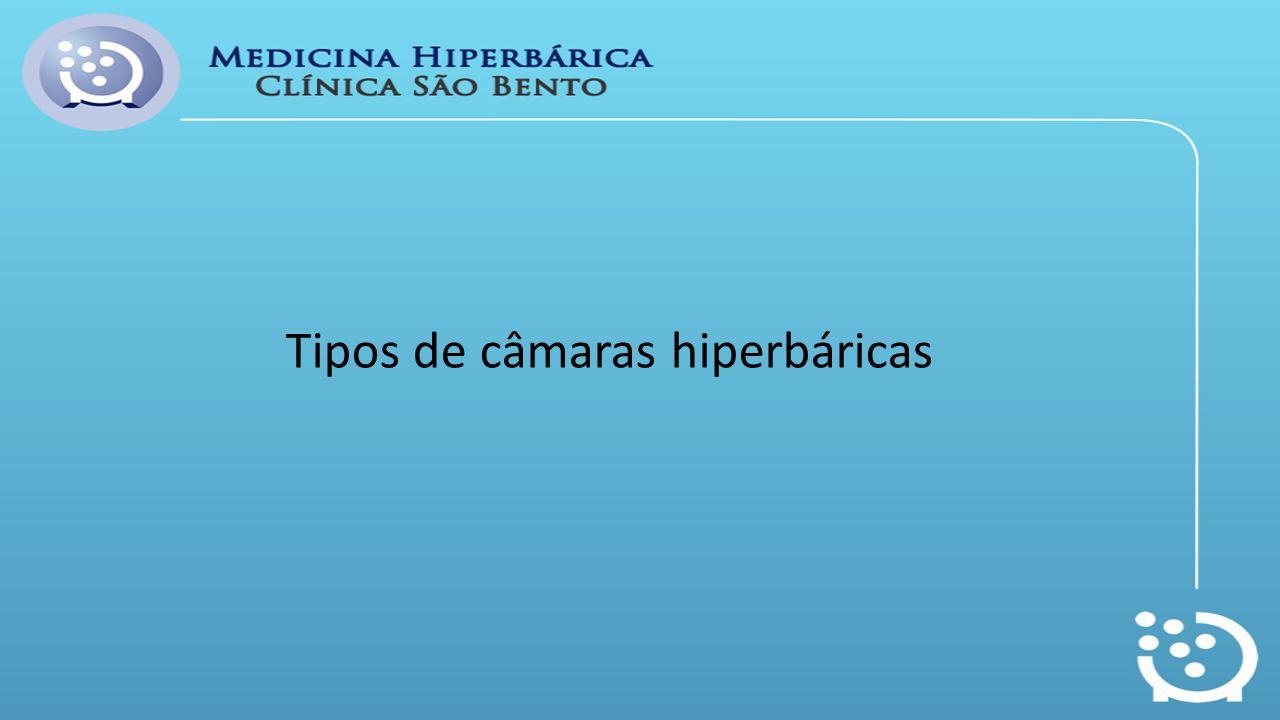 Tipos de câmaras hiperbáricas