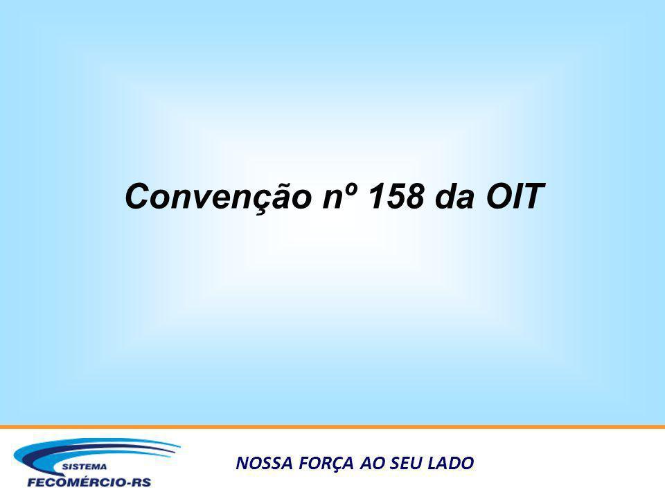Convenção nº 158 da OIT