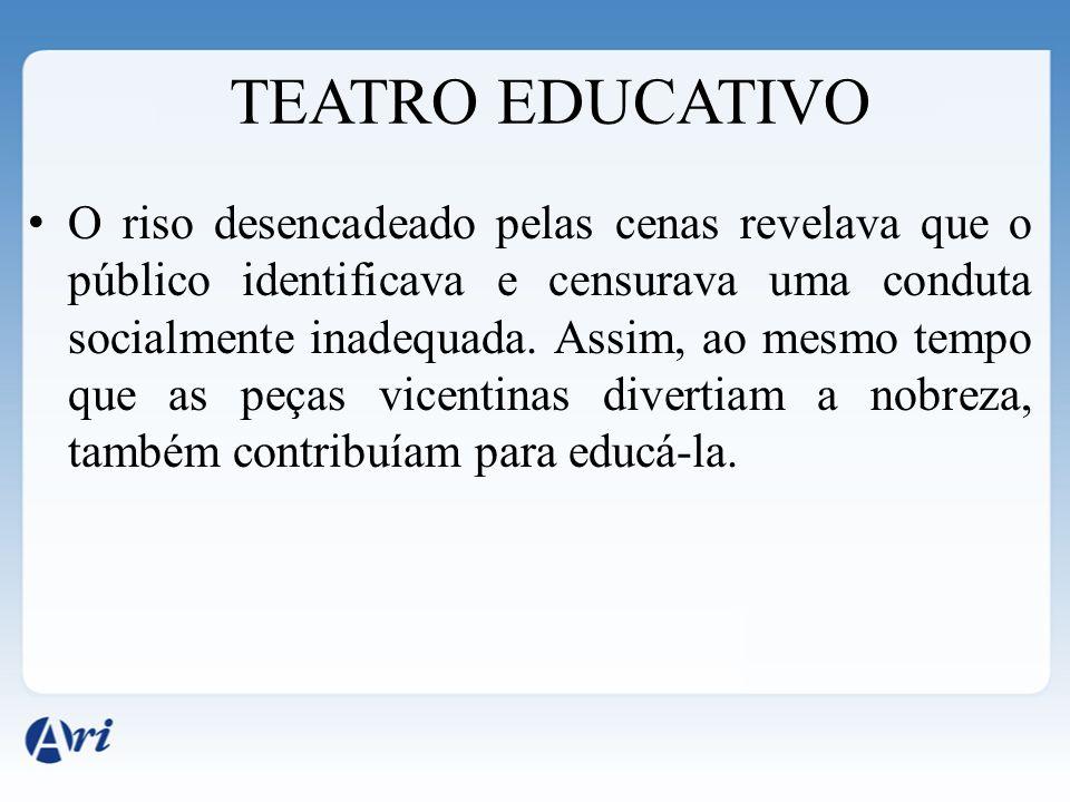 TEATRO EDUCATIVO