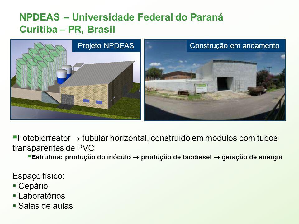 NPDEAS – Universidade Federal do Paraná Curitiba – PR, Brasil