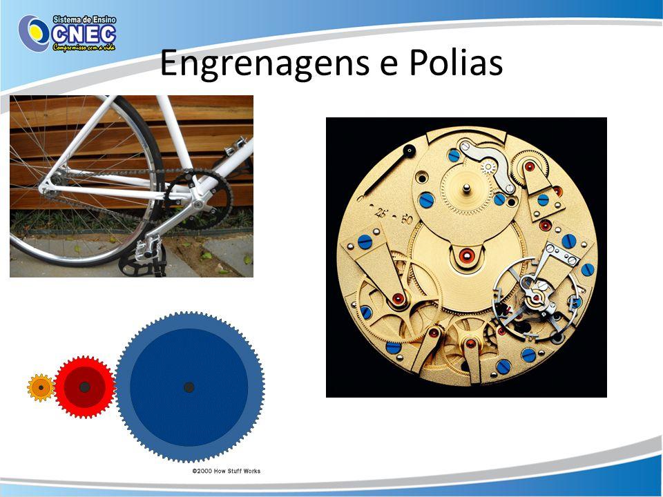 Engrenagens e Polias