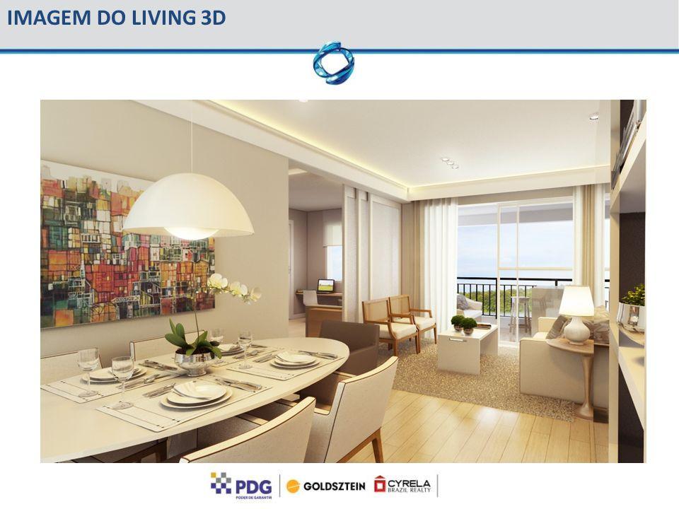 IMAGEM DO LIVING 3D