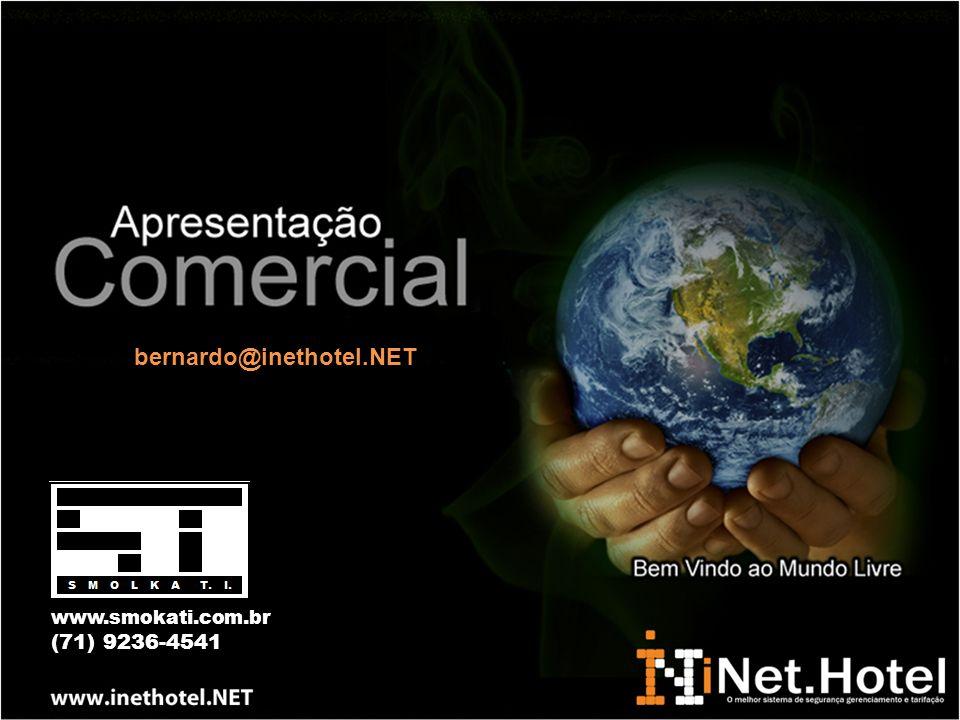 bernardo@inethotel.NET www.smokati.com.br (71) 9236-4541
