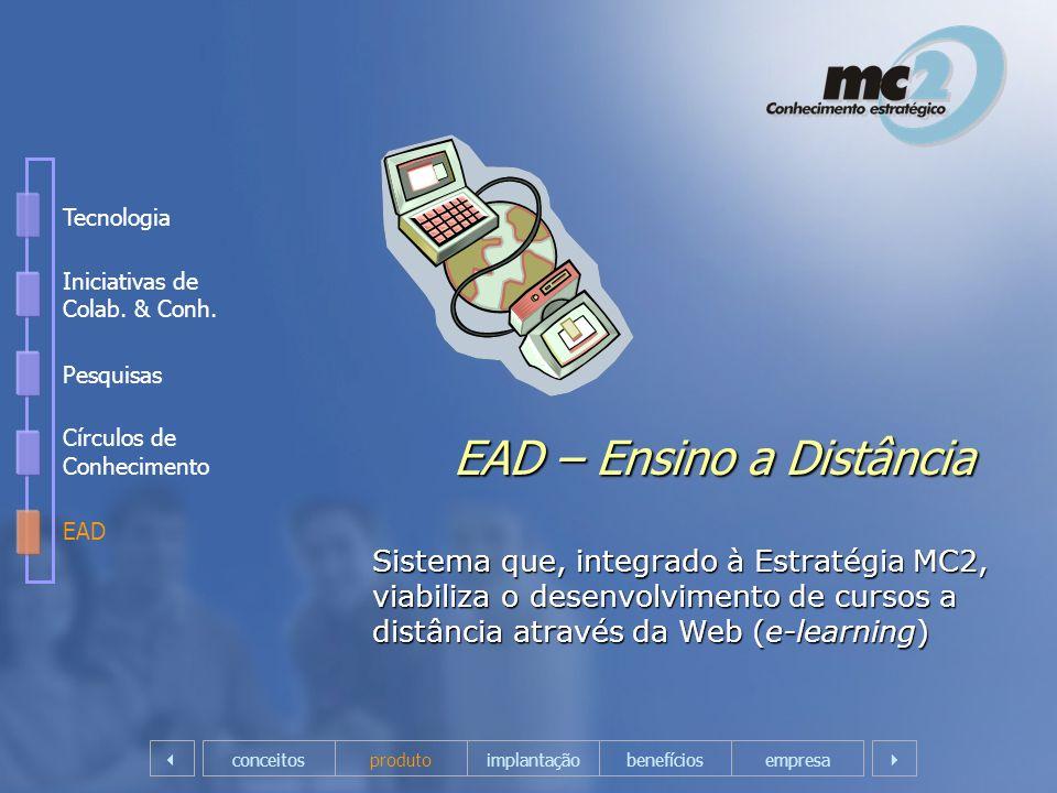 EAD – Ensino a Distância