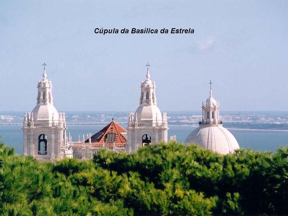 Cúpula da Basílica da Estrela