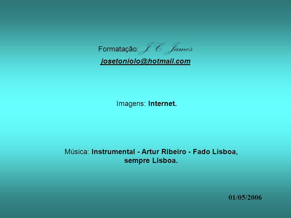 Formatação: J. C. James josetoniolo@hotmail.com