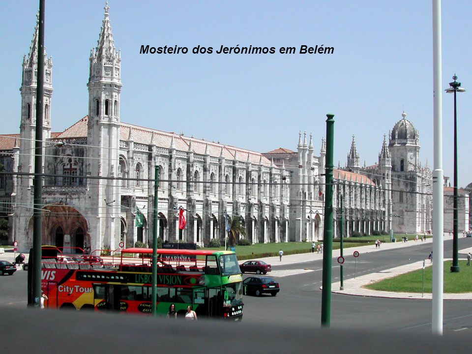 Mosteiro dos Jerónimos em Belém
