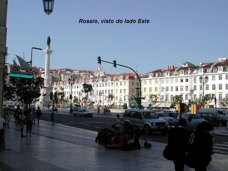 Rossio, visto do lado Este