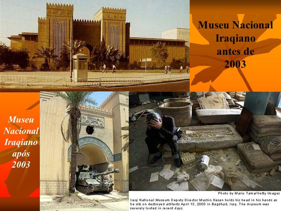Museu Nacional Iraqiano