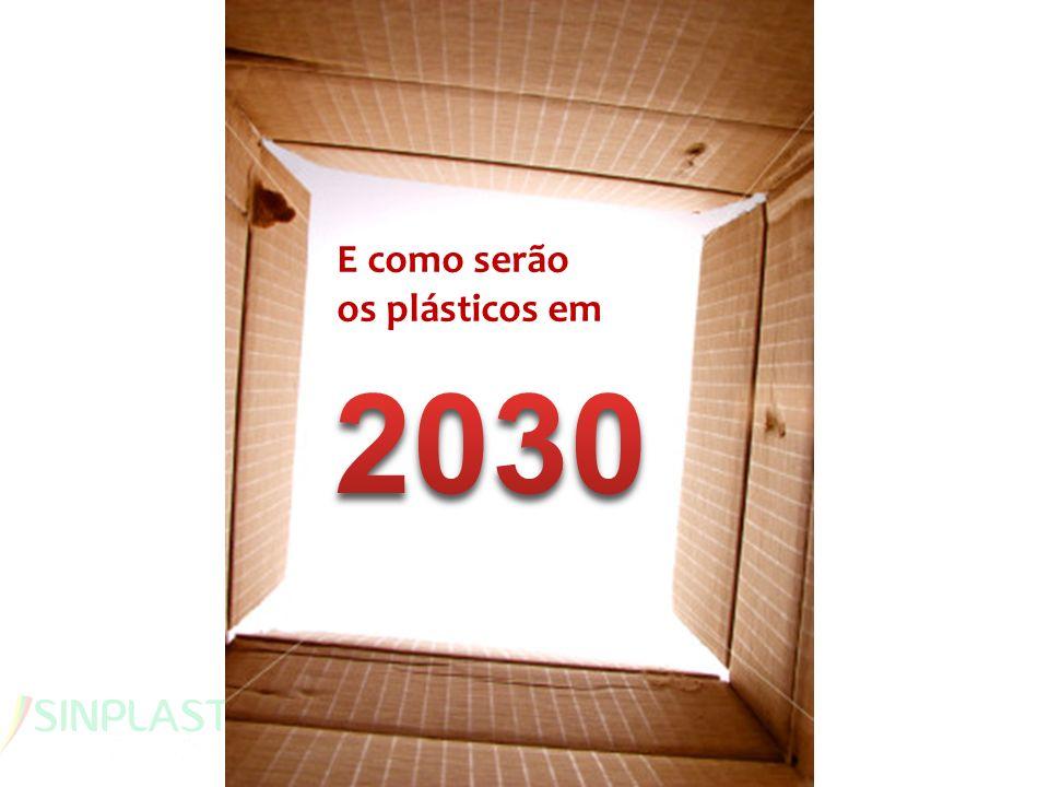 E como serão os plásticos em 2030
