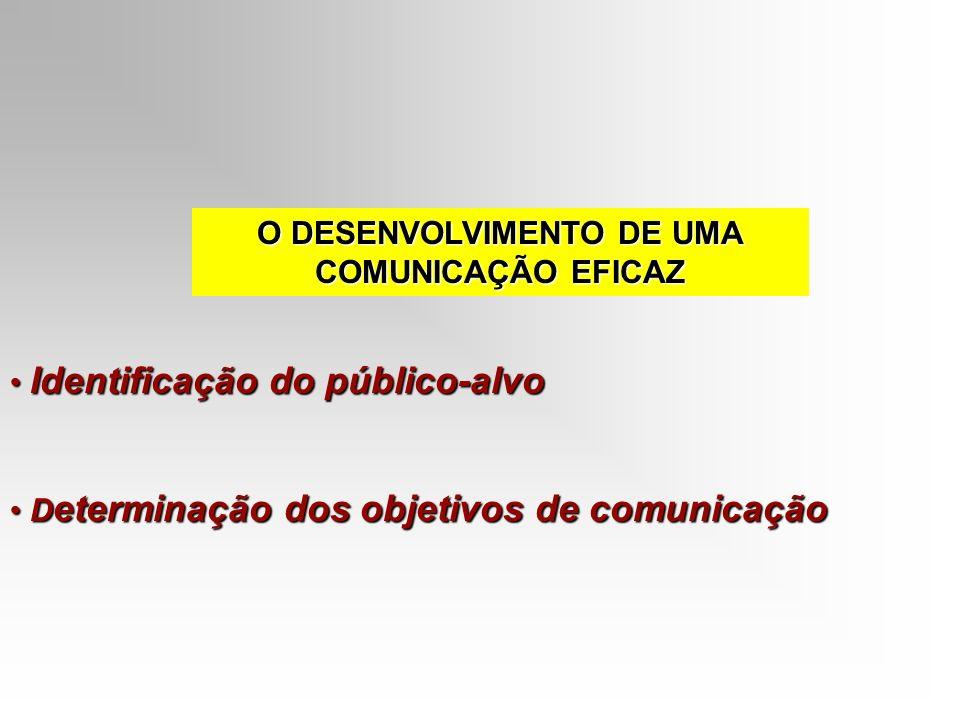 O DESENVOLVIMENTO DE UMA COMUNICAÇÃO EFICAZ