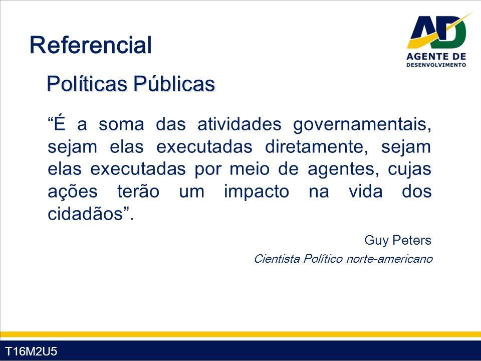 Referencial Políticas Públicas
