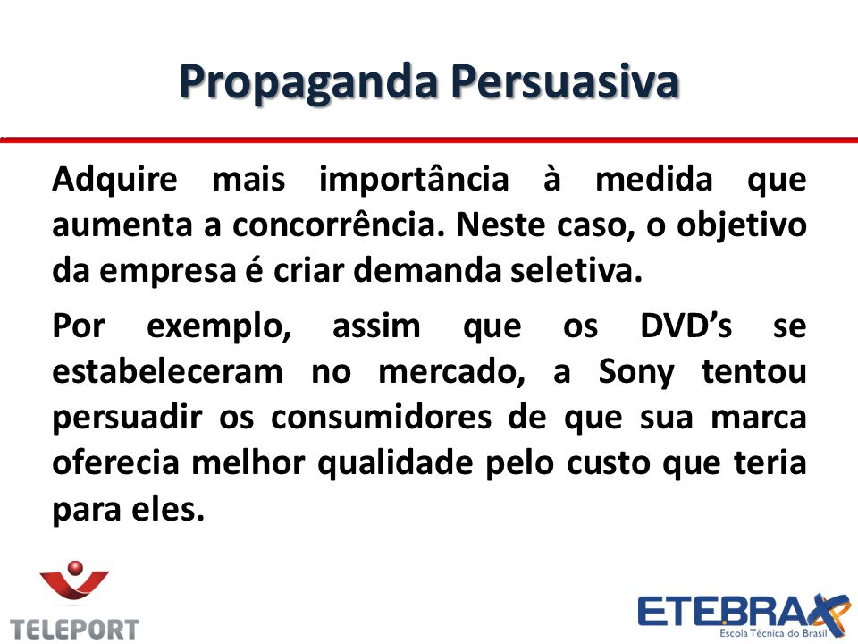 Propaganda Persuasiva