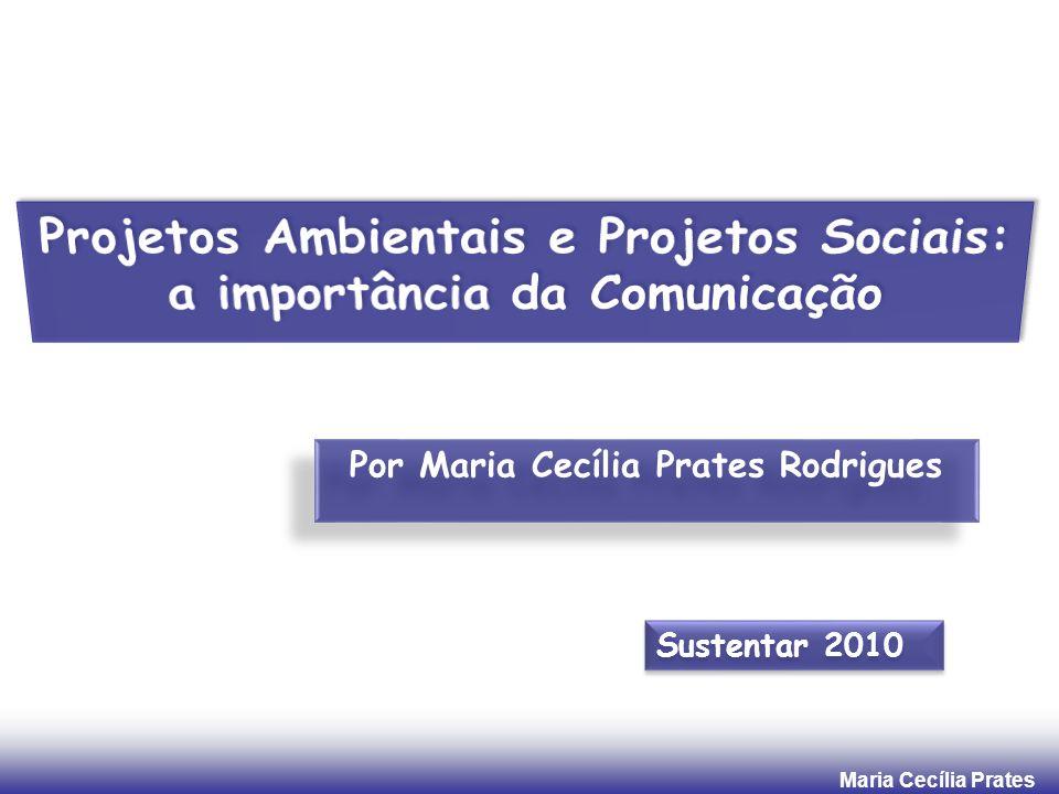 Projetos Ambientais e Projetos Sociais: a importância da Comunicação