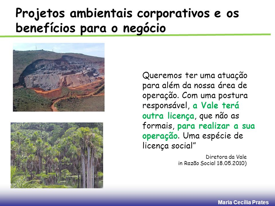 Projetos ambientais corporativos e os benefícios para o negócio
