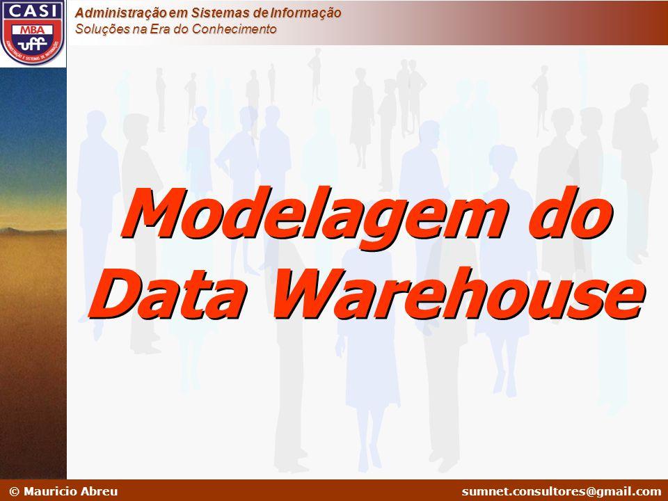 Modelagem do Data Warehouse