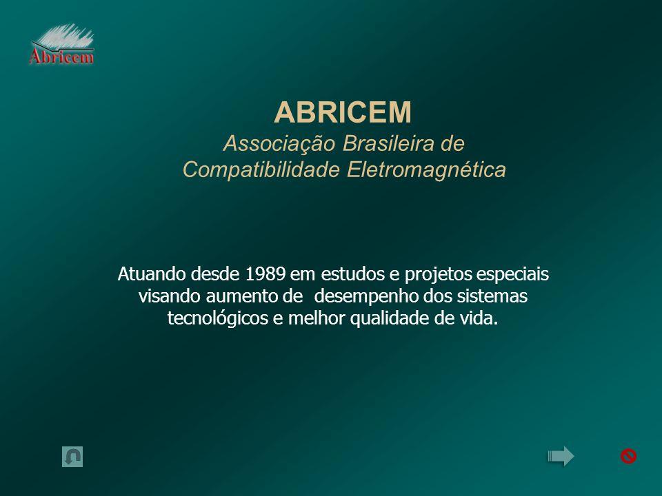 ABRICEM Associação Brasileira de Compatibilidade Eletromagnética