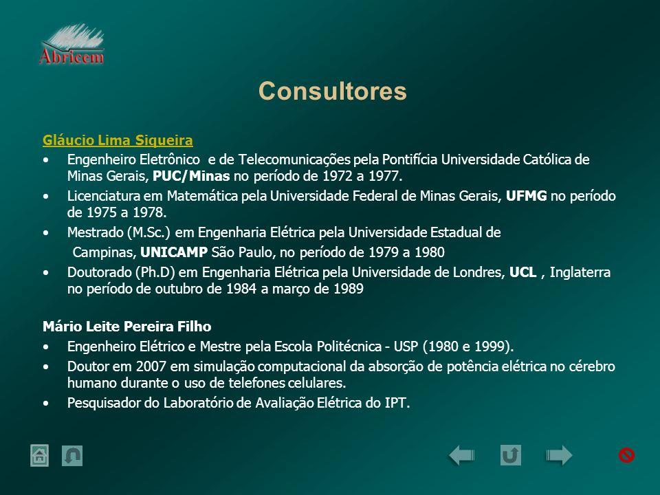 Consultores Gláucio Lima Siqueira