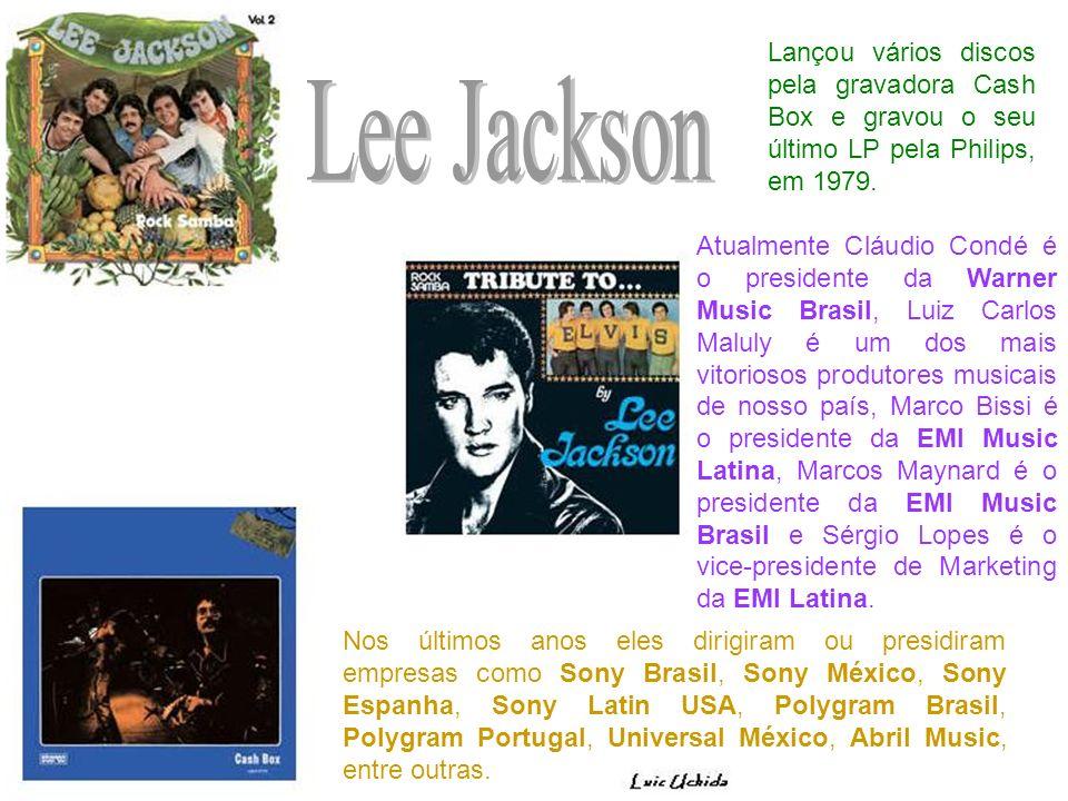 Lançou vários discos pela gravadora Cash Box e gravou o seu último LP pela Philips, em 1979.